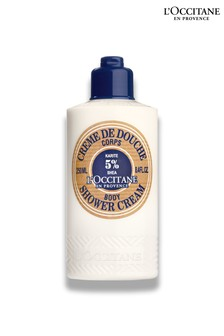 L'Occitane Ultra Rich Shea Butter Shower Cream 250ml