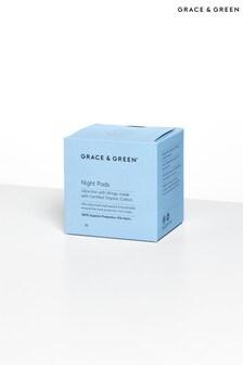 Grace & Green Organic Night Pads