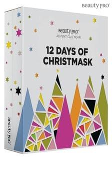 BeautyPro 12 Days of Christmask Advent Calendar