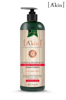 A'kin Colour Protection Quinoa & Abyssinian Oil Conditioner