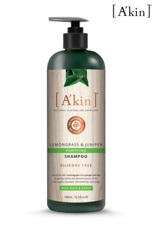 A'Kin Purifying Lemongrass Shampoo