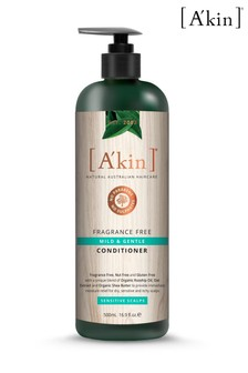 A'kin Fragrance Free Conditioner