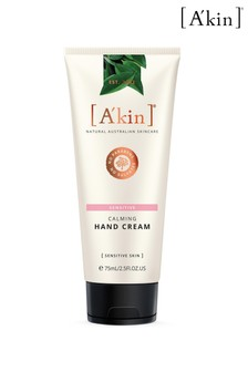 A'kin Calming Hand Cream 75ml