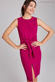 Paper Dolls Stretch Bodycon Dress