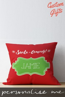 Personalised Elf™ Cushions by Custom Gifts