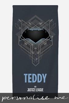 Personalised Batman™ Beach Towel by Custom Gifts