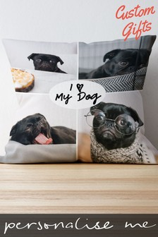 Personalised Dog Cushion by Custom Gifts