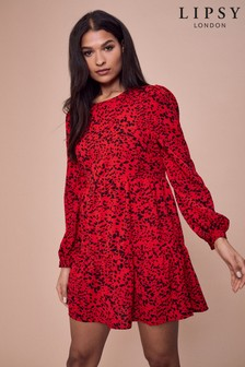 Lipsy Smock Dress
