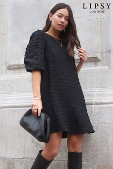 Lipsy Frill Hem Shift Dress