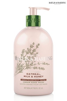 Baylis & Harding Oatmeal, Milk & Honey Delicate Hand Wash 500ml