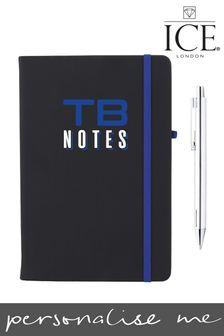 Personalised Monogram Notebook By Ice London