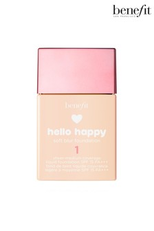 Benefit Hello Happy Soft Blur Foundation SPF15
