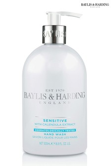Baylis & Harding Sensitive Fragrance Free Hand Wash 500ml