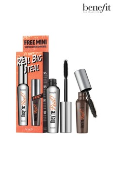 Benefit Real Big Steal They're Real Lengthening Mascara Set (worth £36)