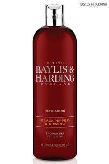 Baylis & Harding Black Pepper Moisturising Shower Gel 500ml