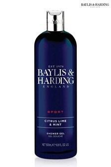Baylis & Harding Citrus Lime & Mint Shower Gel 500ml