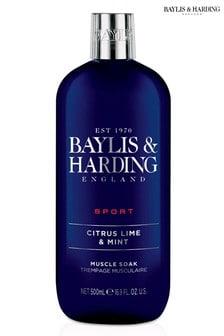 Baylis & Harding Citrus Lime & Mint Muscle Soak 500ml