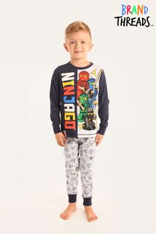 Brand Threads LEGO Ninjago Boys Pyjamas