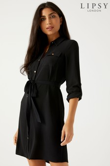 Lipsy Petite Shirt Dress