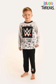Brand Threads WWE Boys Pyjamas