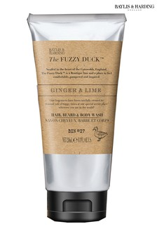 Baylis & Harding The Fuzzy Duck Men's Ginger & Lime Hair & Body Wash