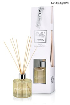 Baylis & Harding Jojoba, Silk & Almond Oil Small Diffuser Set