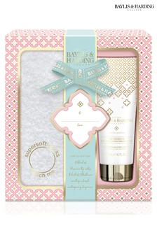 Baylis & Harding Pink Prosecco & Elderflower Sock Set