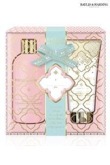 Baylis & Harding Pink Prosecco & Elderflower 2 Piece Set