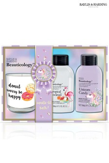 Baylis & Harding Beauticology Super Mum 3 Piece Candle Set