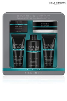 Baylis & Harding Skin Spa Men's 5 Piece Tin