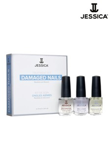 Jessica Nail Solutions Damaged Nails Kit