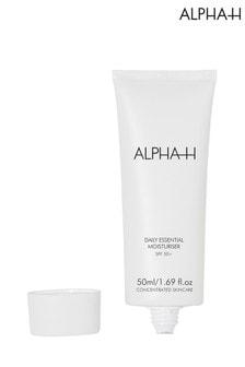 Alpha-H Daily Essential Moisturiser SPF 50+ with Vitamin E 50ml
