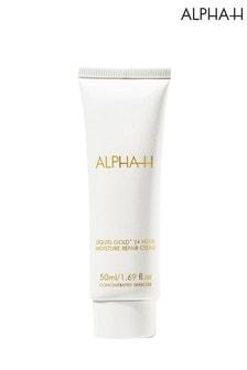 Alpha-H Liquid Gold 24 Hour Moisture Repair Cream with 5% Glycolic Acid 50ml