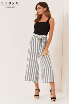 Lipsy Stripe Culotte Trousers