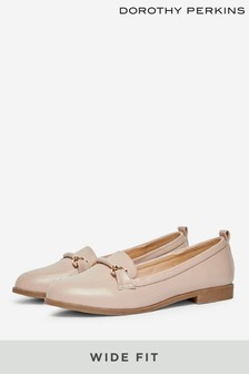 Dorothy Perkins Wide Fit Loon Loafer