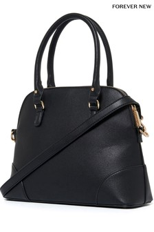 Forever New Curved Bowler Bag
