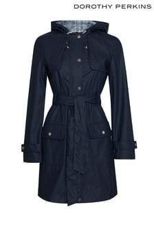 Dorothy Perkins Raincoat Mac Coat