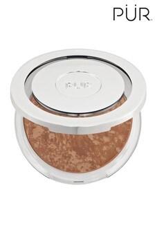 PÜR Skin Perfecting Powder Bronzing Act Matte Bronzer