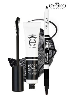 Eyeko Sport Waterproof Mascara & Eyeliner Duo (Worth £35)