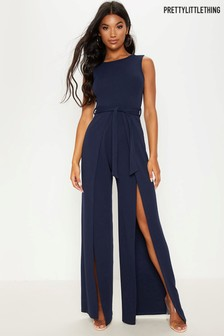 PrettyLittleThing Wide Leg Jumpsuit