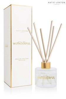 Katie Loxton Reed Diffuser | You are Wonderful | Pomelo and Lychee Flower | 100ml