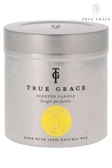 True Grace Tin Candle Vine Tomato