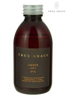 True Grace 200ml Reed Diffuser Refill Amber