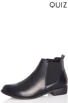 Quiz Ankle Boots