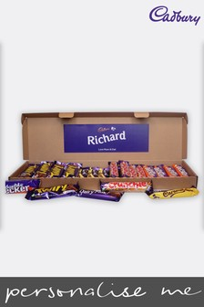 Personalised Cadbury Chocolate Letterbox Hamper by Yoodoo