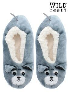 Wild Feet Dog Slippers