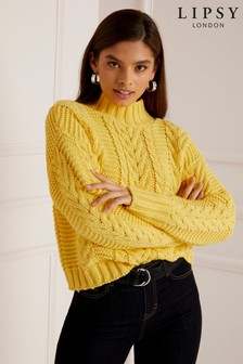Lipsy Cable Jumper