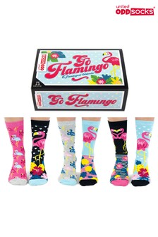 Sock Academy Go Flamingo Socks