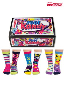 Sock Academy Foot Kandy Socks