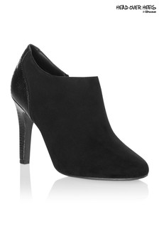 Head Over Heels Stiletto Boots